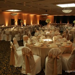 Ivory Chair Covers With Gold Sash Stiletto Shoe Elite Entertainment Bridal A Taste Of Our Work