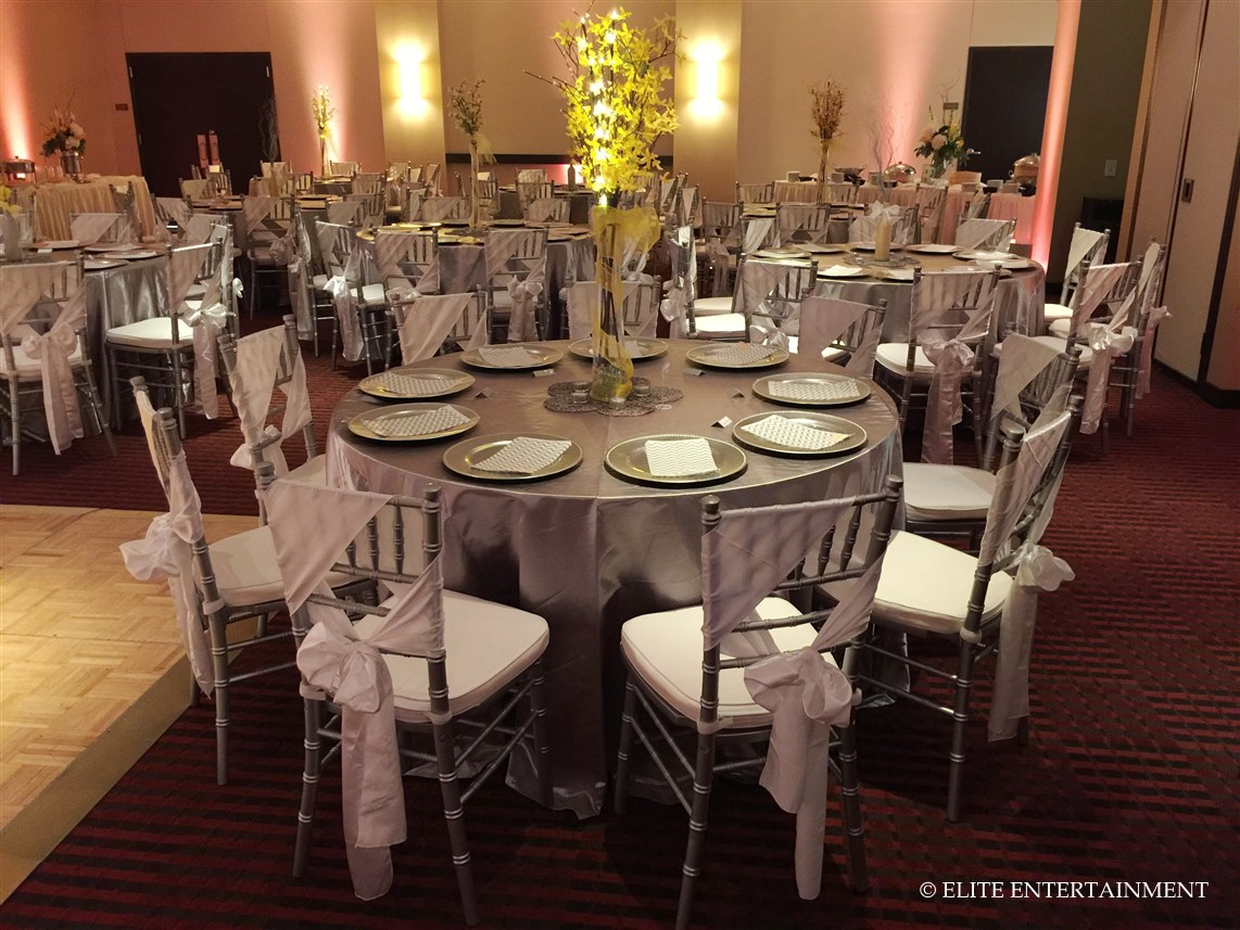 chair cover hire and setup folding dunelm elite entertainment bridal a taste of our work