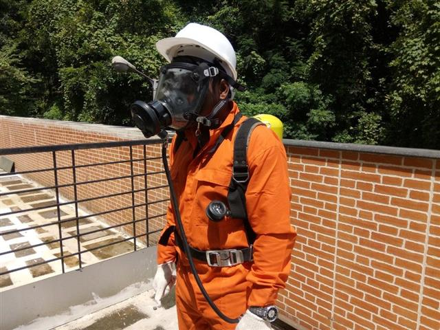 Enclosed Space Entry Training