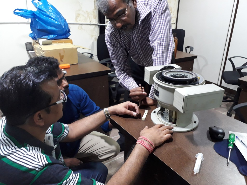 Magnetic compass Training