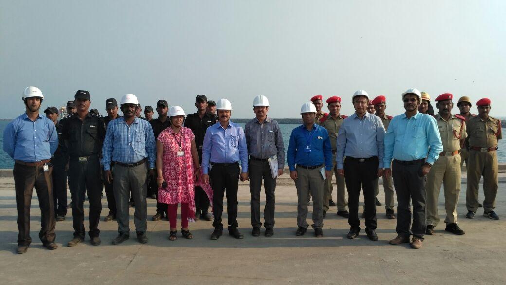 Gopalpur Port ISPS Consultancy