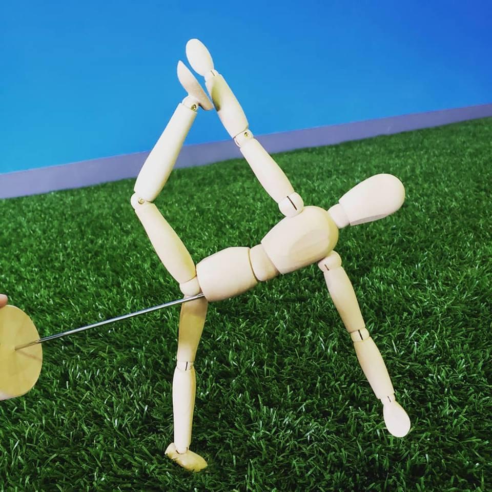 EPT wooden dolla yoga