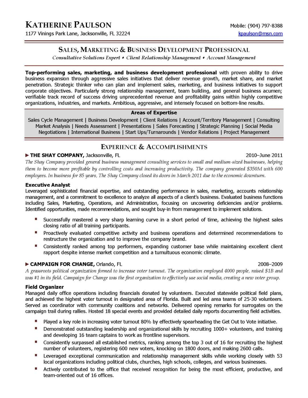 Strategy Resume Resume Samples Program And Finance Manager Fp Anda Devops Sample