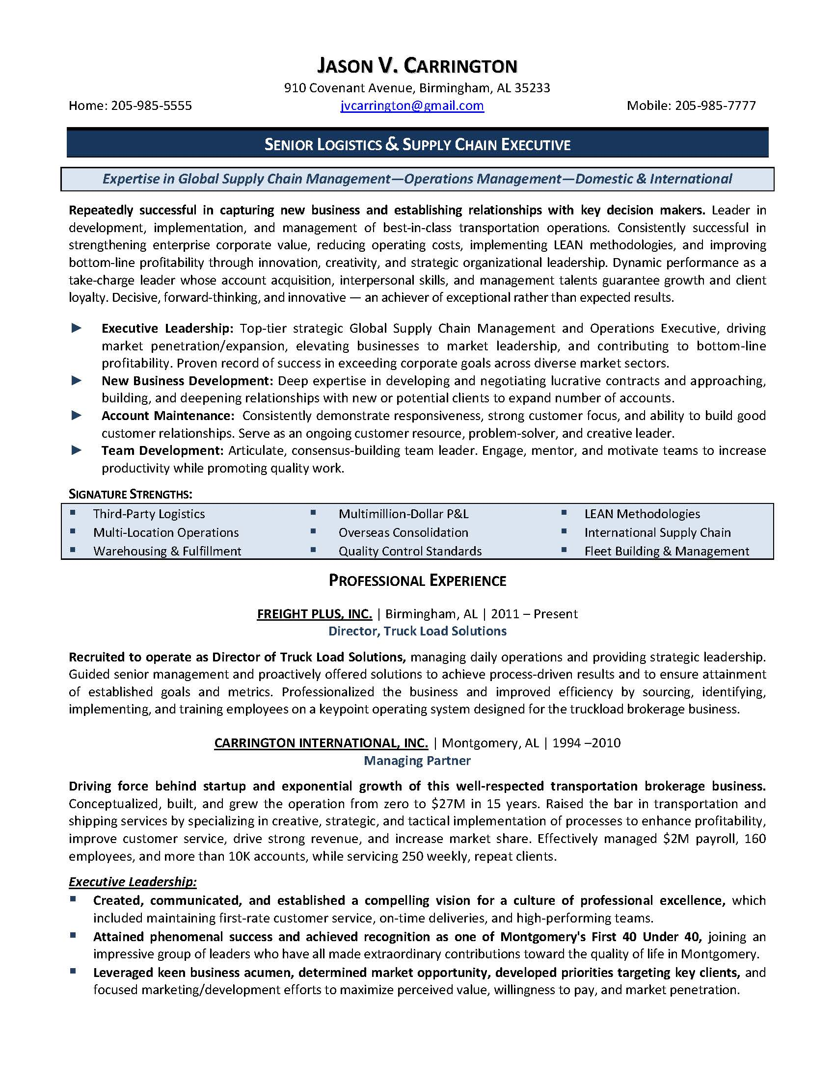 Finance Director Resume Finance Manager Resume Template