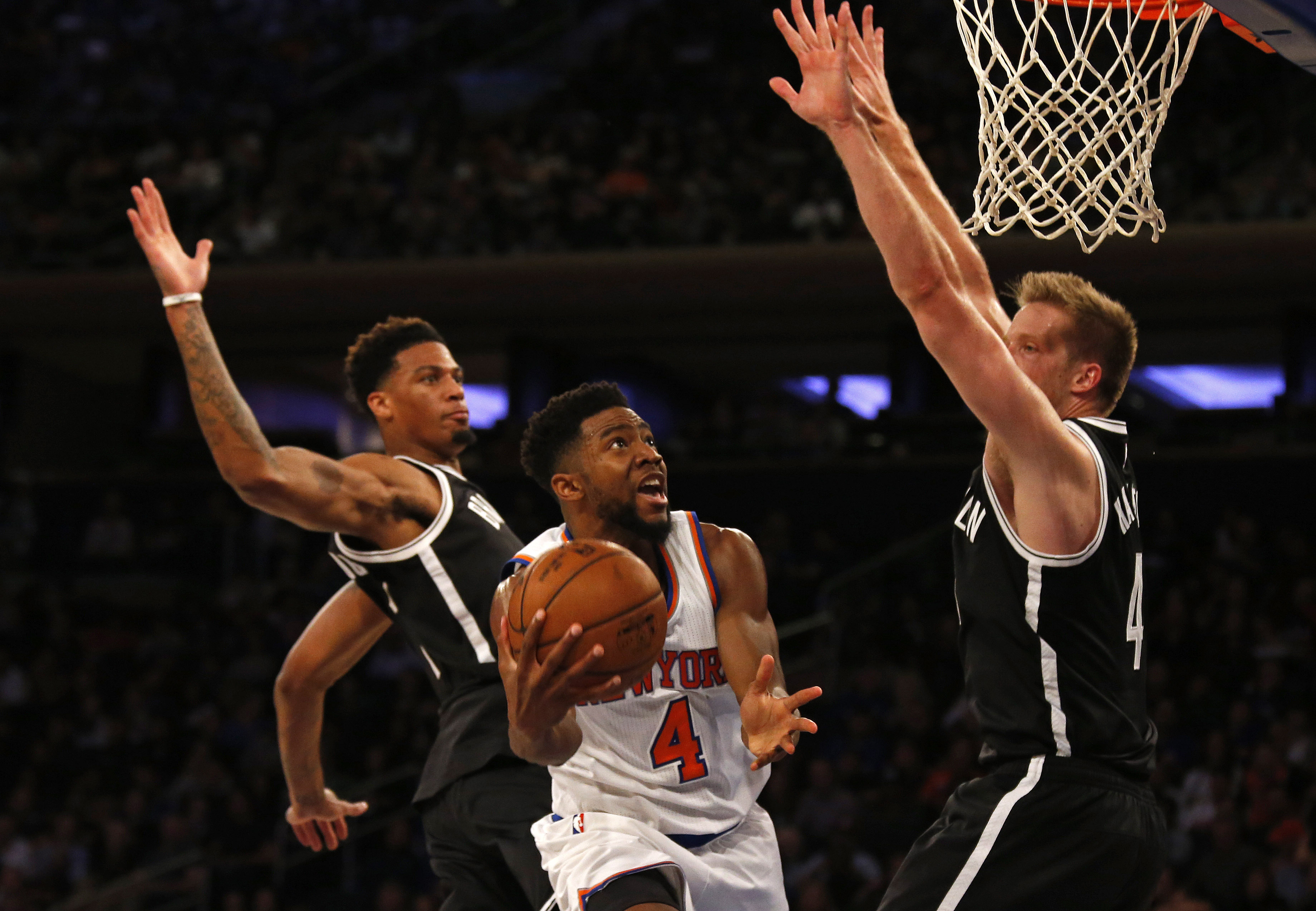Chasson Randle suffers orbital fracture, still has shot at making roster