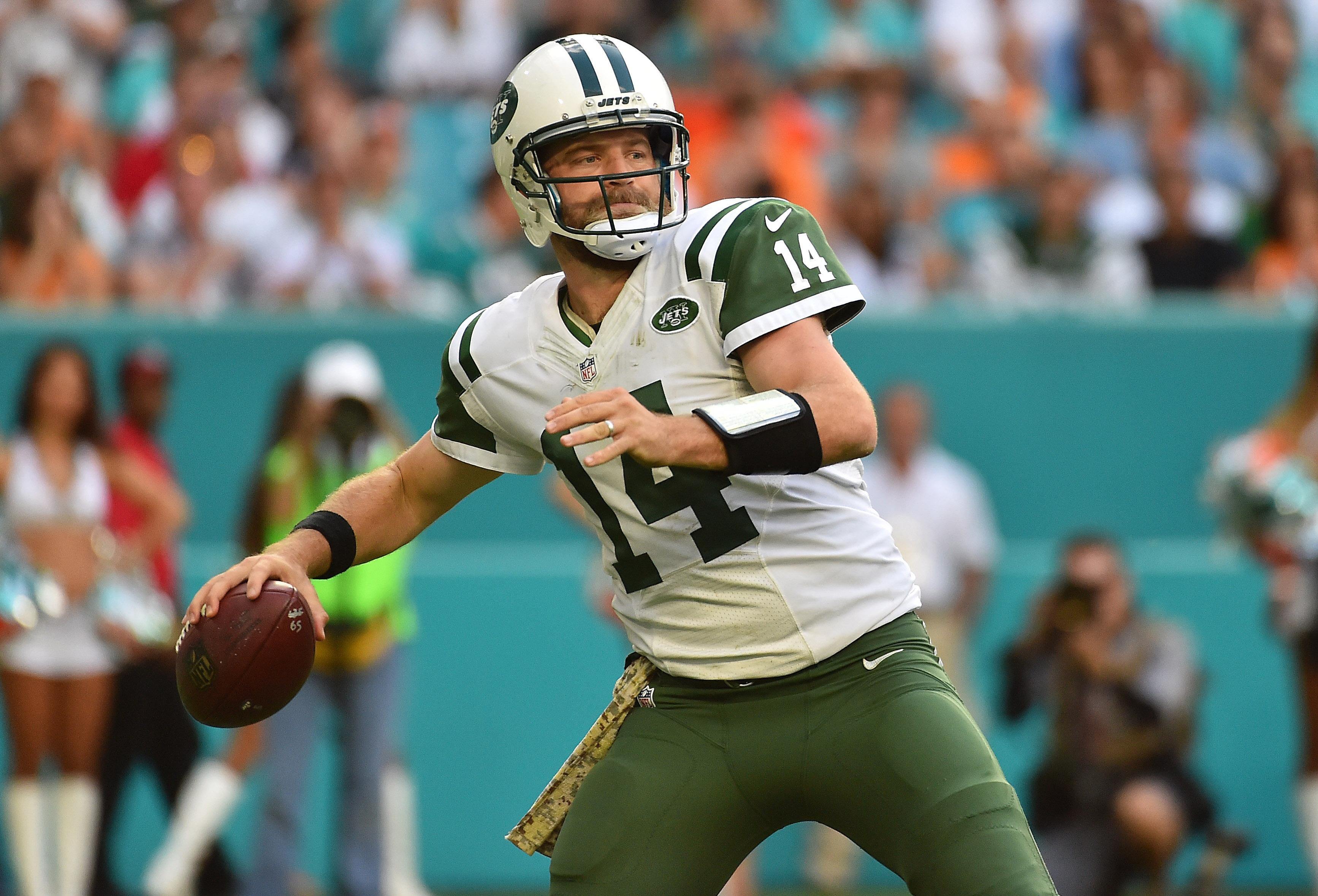 New York Jets: Ryan Fitzpatrick's Game-Time Decision Status Makes No Sense