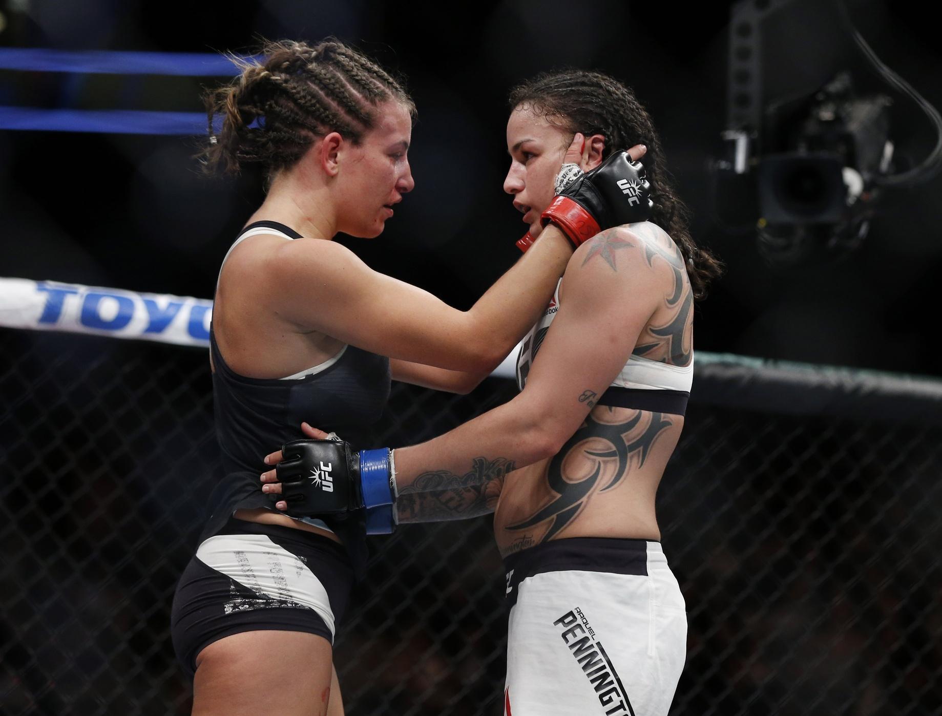 Miesha Tate Retires After Loss to Raquel Pennington at UFC 205