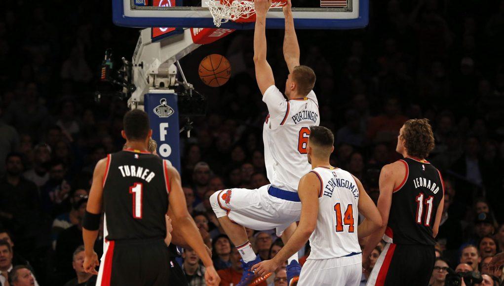 New York Knicks: Four-step plan in creating Kristaps Porzingis the superstar 1