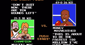 Conor McGregor and Floyd Mayweather battle it out in 'Mike Tyson's Punch-Out' (Video)