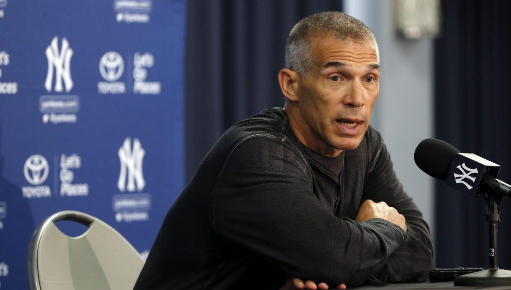 New York Yankees: Takeaways from Joe Girardi's first press conference 2
