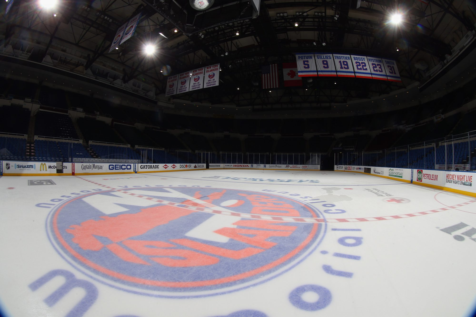 New York Islanders will host NHL Centennial Fan Arena