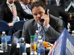 Jeff Gorton, New York Rangers