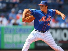 Jason Vargas, New York Mets