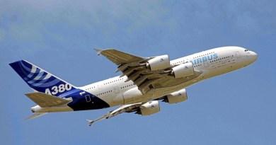 """Aviation : Airbus annonce la fin de la production du """"superjombo""""  l'A380"""