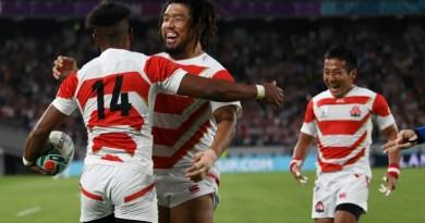 Coupe du Monde de rugby: le  Japon surclasse la Russie