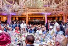 Dangote Daughter Wedding; The Rich Marry the rich