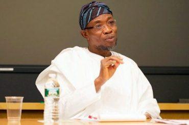 Governor Rauf Aregbesola Iwo-Osogbo Road