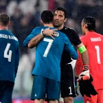 Buffon; Ronaldo is the Best