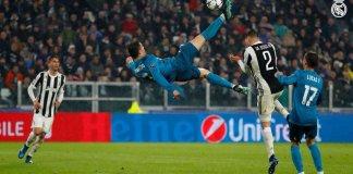 Zidane Cristiano Ronaldo Acrobatic Goal