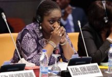 Kemi Adeosun Finance Minister