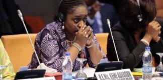 Kemi Adeosun Finance Minister