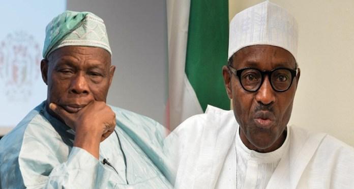 APC and Buhari are Incompetent. Don't Vote Them in 2019 - Obasanjo