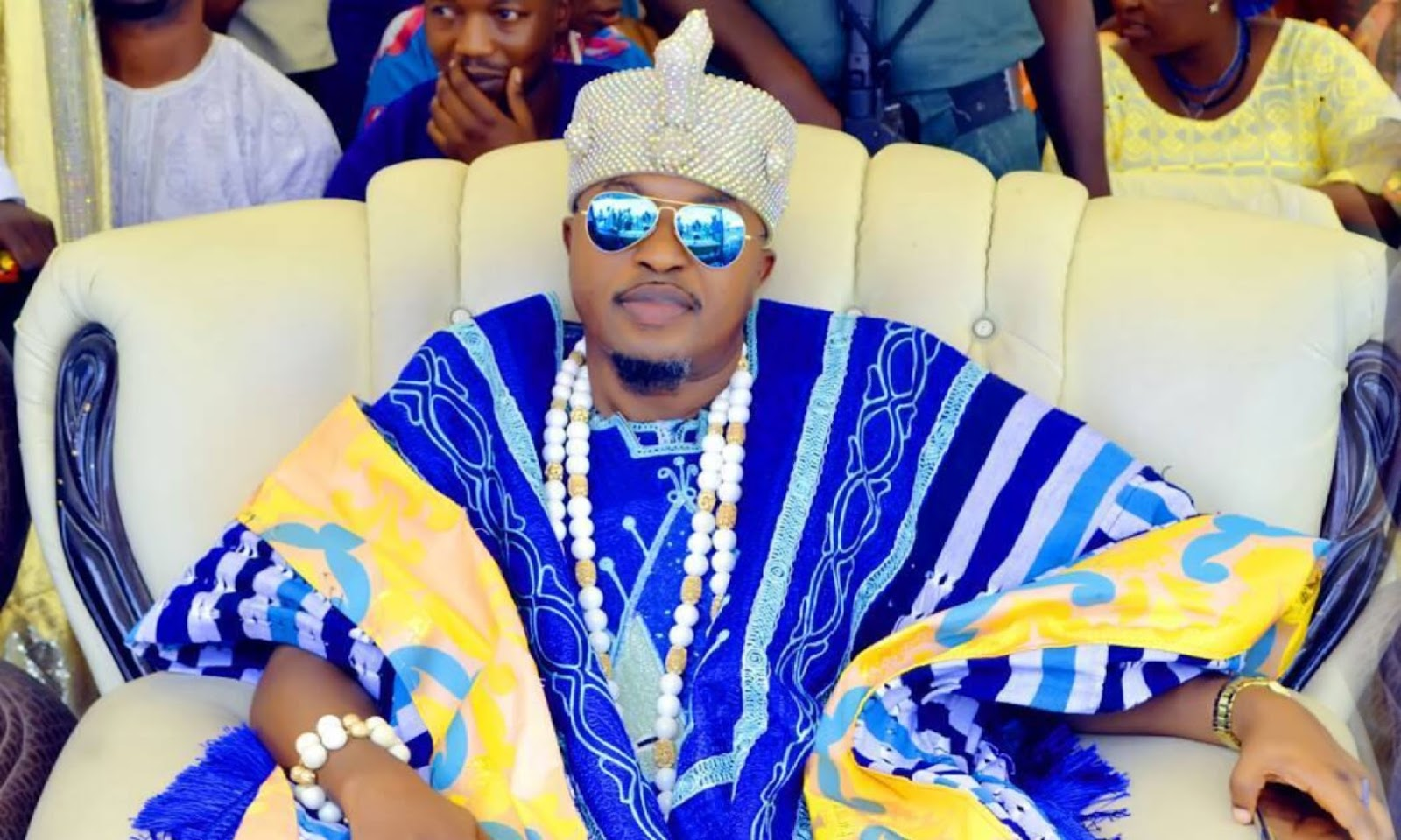 Oluwo of Iwo land fight with Ooni and Alaafin