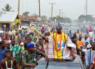 Oluwo of Iwo Land is Our Symbol – FILSU National Body