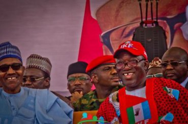 kayode fayemi and Buhari