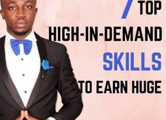 7 Top High in-Demand Skills