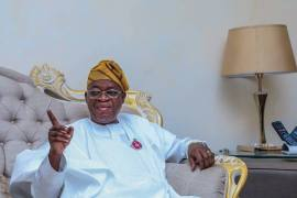 Governor Oyetola Achievements