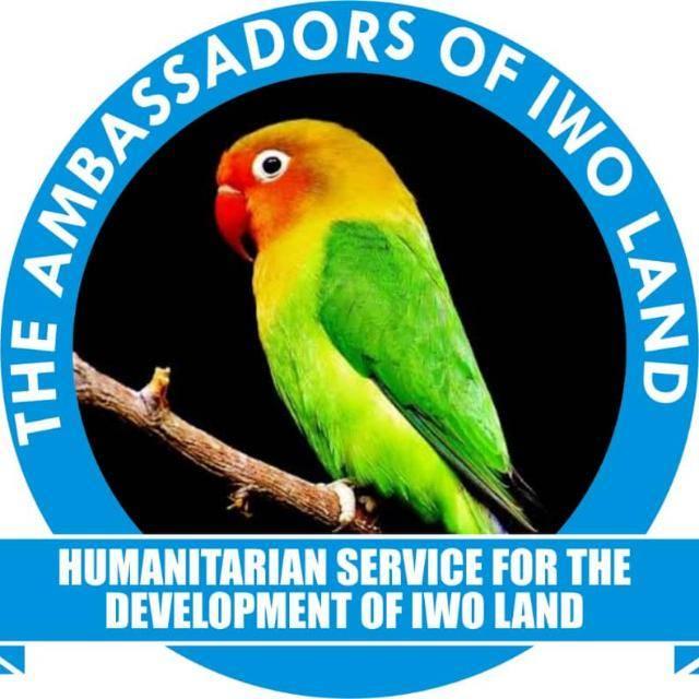 THE AMBASSADOR OF IWO LAND