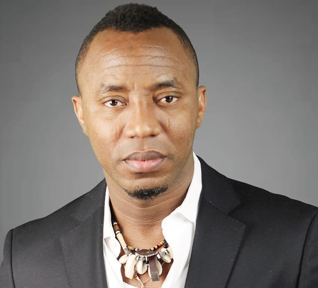 Abridged Profile of Omoleye Sowore, The Founder of Sahara Reporters