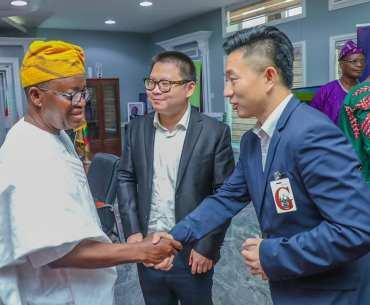 Osun State and China
