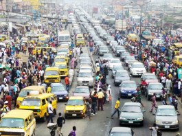Lagos Traffics and Sanwo-Olu