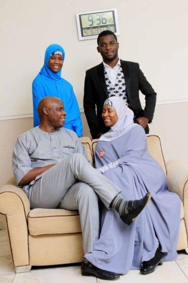 Aisha Yesufu Husband and Children