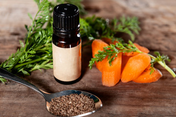 5 Health Benefits of Carrot Seed Oil You Should Know