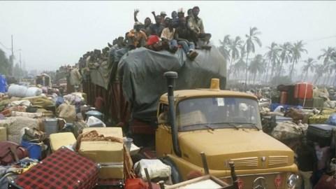 Ghana Must Go: The Diplomatic Nightmare Between Nigeria and Ghana | By Akanji Abdul Azeez