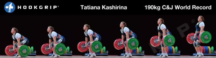 first pull - tatiana