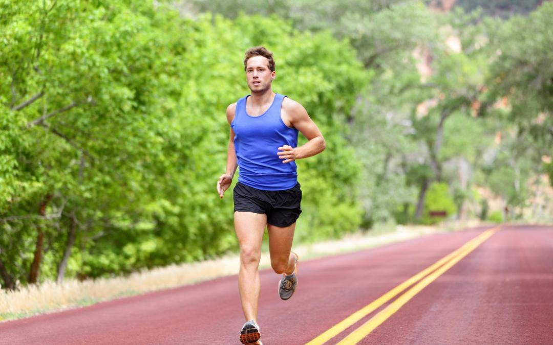 Should You Ditch Jogging For Sprinting?