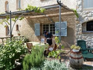Village Le Bar sur Loup- cote d'azur