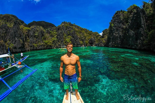Island Hopping around El Nido, Palawan - The Philippines