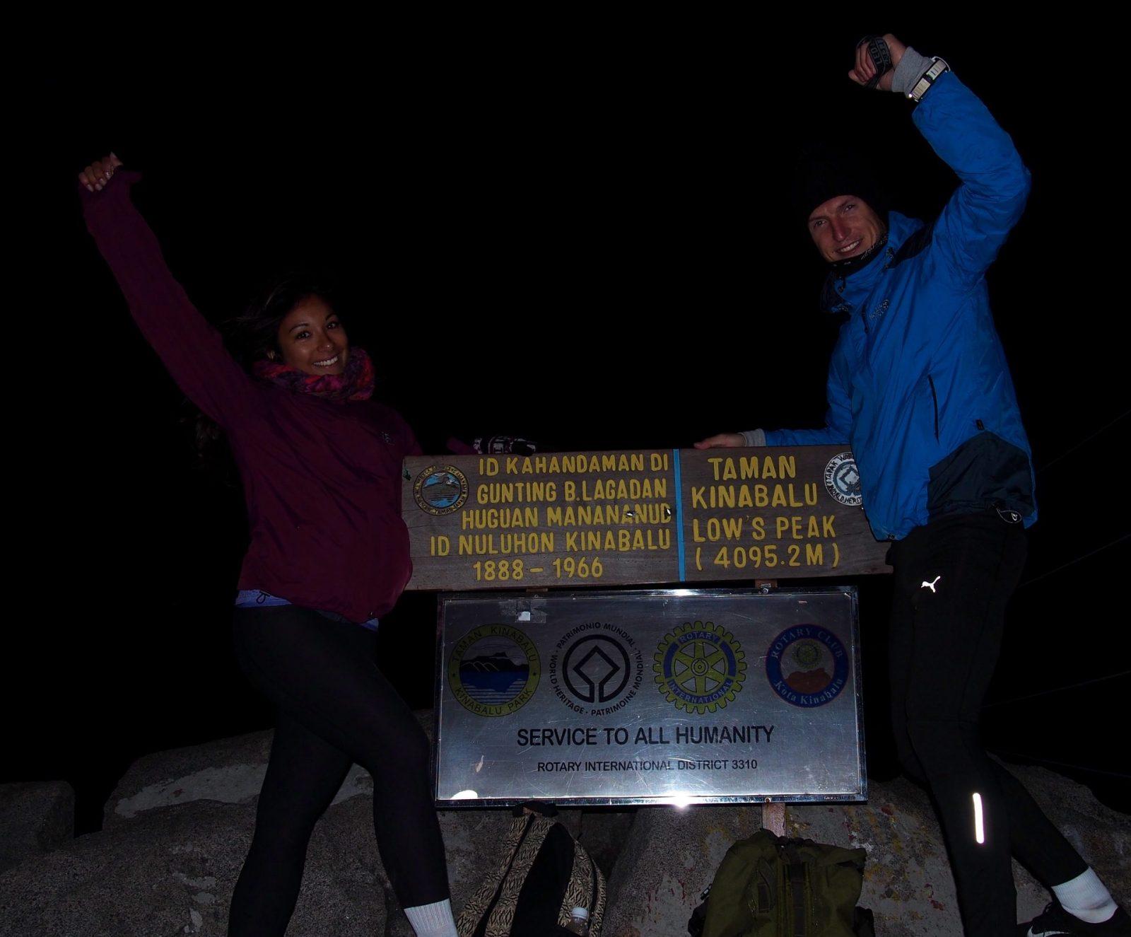 Mount Kinabalu Summit, Borneo