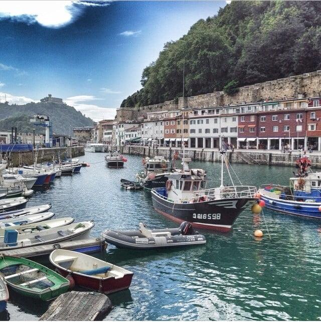 Ahmed five travel questions travel blog guest posts - San sebastian tourist office ...