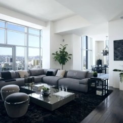 100 Real Leather Corner Sofa Dfs Bed Large The Carlyle Unveils $3.275 Million Fendi Casa Residence ...