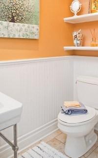 Beadboard Bathroom Wall Panels - Bathroom Wainscoting