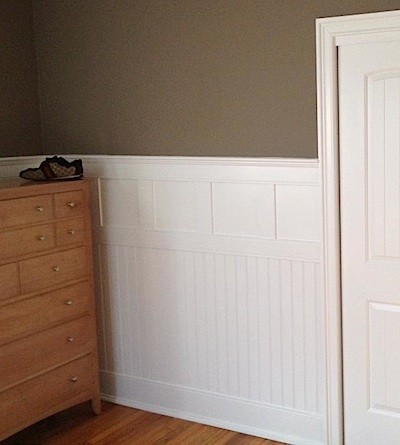 Beadboard Paneling  Materials, Ideas, And Wainscoting