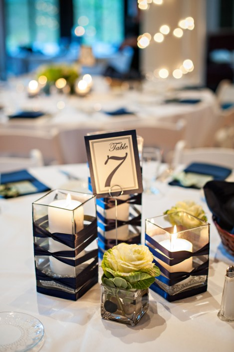 Katie Wedding Centerpiece