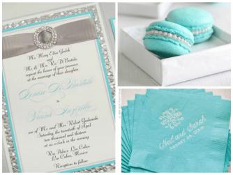 Tiffany Blue Wedding Reception | Elite Wedding Planning