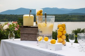 Hudson Valley Wedding Venues - Southwoods lemonade